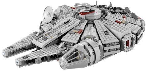 Star Wars Chess Sets by Lego Star Wars 7965 Millennium Falcon I Brick City