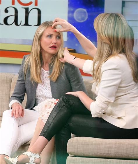 camerson diaz haircut in other woman leslie mann gossip latest news photos and video