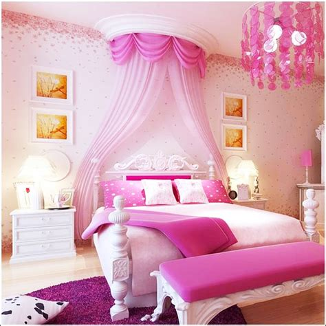 Desain Kamar Remaja Putri | desain kamar tidur remaja putri pink lihat co id