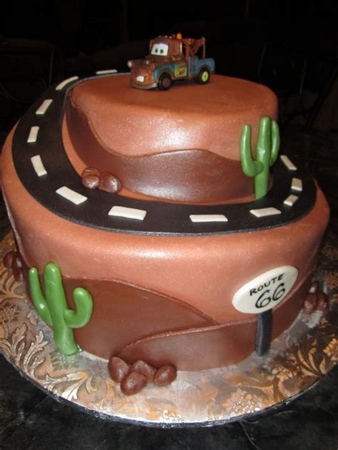 Disney Pixar Cars Baby Shower Decorations by The 25 Best Mater Cake Ideas On Tow Mater