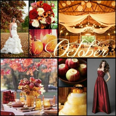 october wedding colors 46 best images about wedding colors on purple