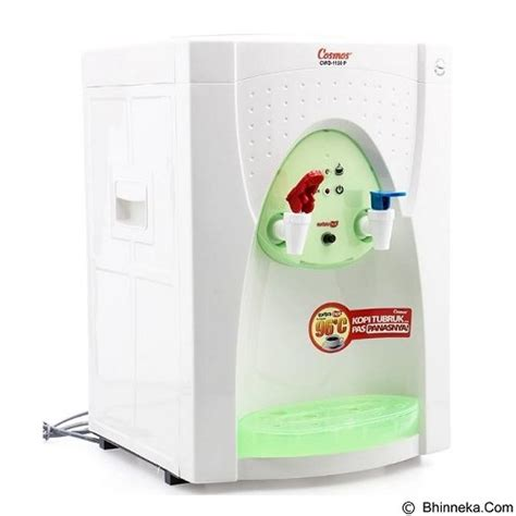 Dispenser Cosmos Murah jual cosmos dispenser portabel cwd 1150 green