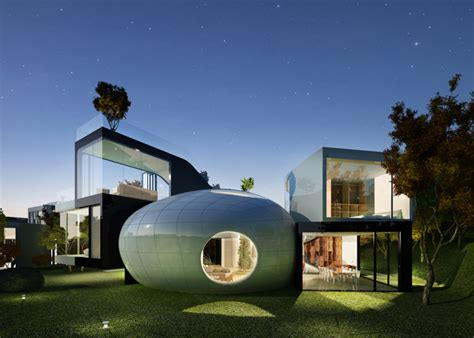 cocoon house in amazing architecture news check out this eco friendly