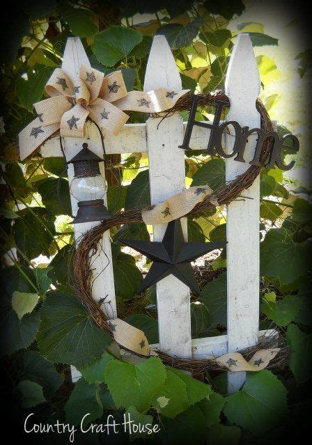 picket fence craft projects 17 best images about fence picket decorating ideas on