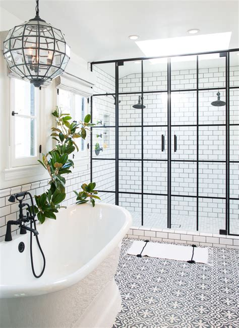 cool shower doors unique shower doors 10 ways to turn the bathroom into the best spot in the house lonny