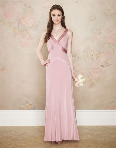 Maxi Style Wedding Dresses by Magnificent Pink Maxi Style Wedding Dresses 2014