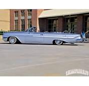 1961 Chevrolet Impala Convertible – A Very Dead Serious