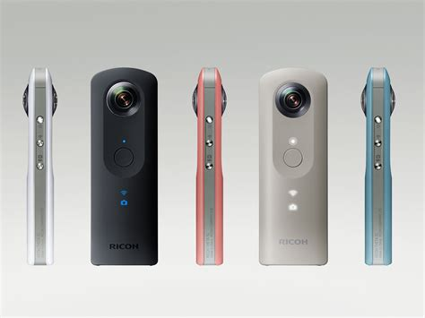 Ricoh Theta Sc Pink By Fujishopid ricoh theta sc officially annoucned daily news