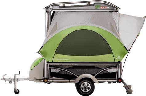 small lightweight boat trailer sylvansport go lightweight small pop up cers