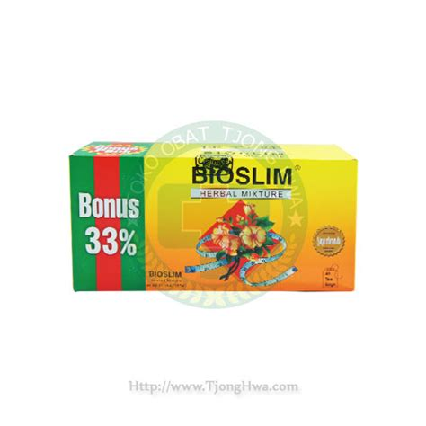 Jamu Bioslim bioslim herbal tea