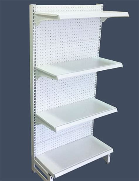 Pegboard Shelf by Normal Duty Pegboard Shelving Oz Shelving Solutions