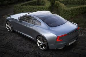 volvo s stunning new concept coupe revives the p1800