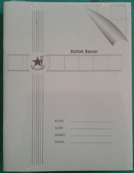Surat Jalan Besar R3 Paperline buku kotak besar bo