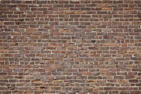 Wall Murals Brick Brick Wall Mural Framed Canvas