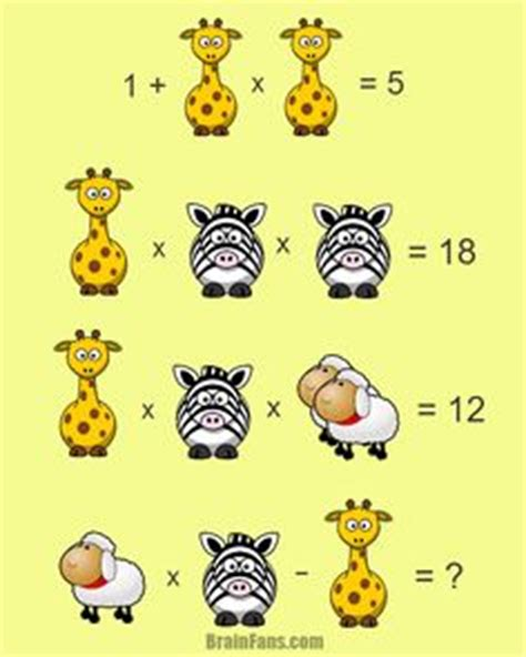 free logic puzzle online games for kids sheep cabbagewolf brain teaser number and math puzzle math equation with