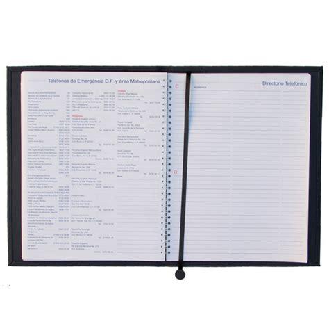 agendas de oficina agenda clasica combinada 2019 sellados hamel articulos