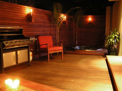 Landscape Lighting Zones Spa Entertainment Package