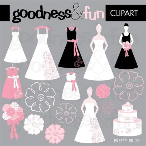 Wedding Dress Clipart Free by Bridesmaid Clip Clipart Panda Free Clipart Images