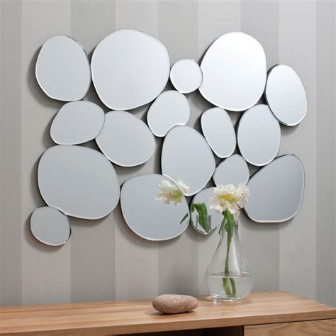 mirror shapes mirrors irregularly shaped one decor