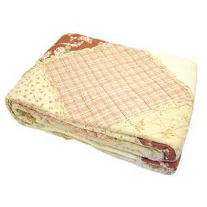 Cheap Quilted Throws by Wholesale Cottage Garden Quilted Throw