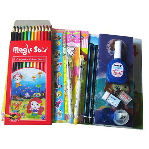 Paket Alat Tulis Anak 1000g Paket Alat Tulis Sekolah Sd Elevenia