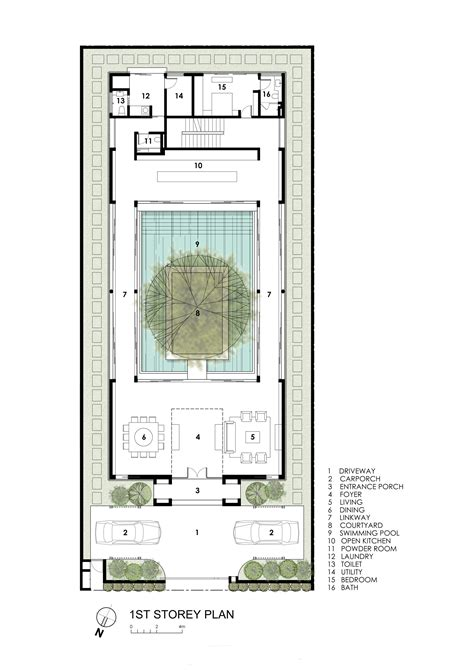 tree house floor plans gallery of centennial tree house wallflower architecture