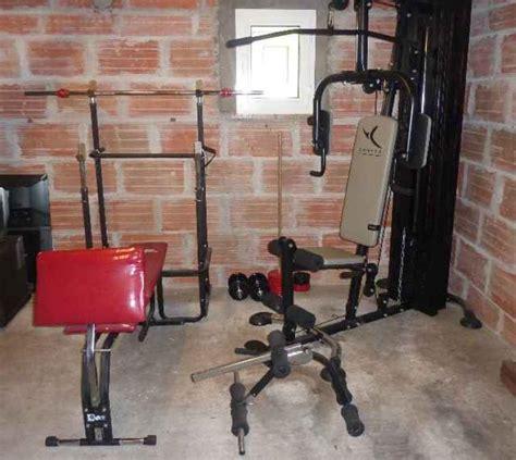 Banc De Musculation Kettler Sport by Troc Echange Bancs Musculation Domyos Hg85 Kettler Sport