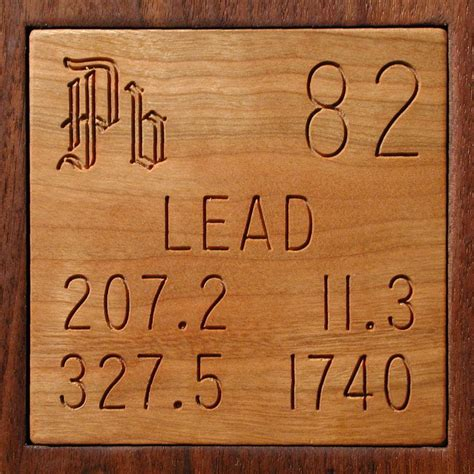 Pb On Periodic Table by Facts Pictures Stories About The Element Lead In The