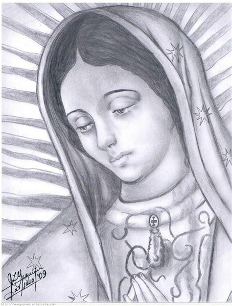 imagenes perronas de la virgen dibujos de corazones chidos a lapiz imagui