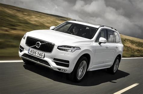 volvo xc90 new style volvo xc90 review 2017 autocar