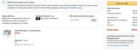 Apply A Gift Card To Amazon - new exciting way to use amazon gift cards mommy points