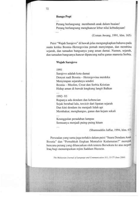 contoh format artikel review contoh penulisan artikel format apa pusi perang