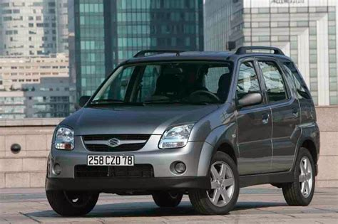 Suzuki 2005 Review Best Cars 2015 Suzuki Ignis 4wd Exterior And Interior