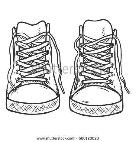 how to draw a boat from the front drawn sneakers front view pencil and in color drawn