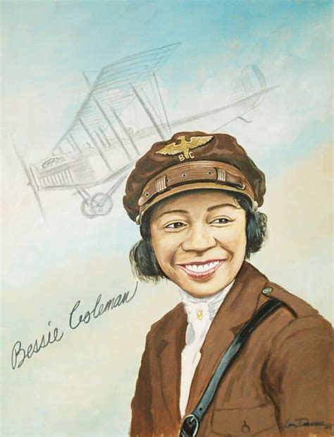 biography in spanish of bessie coleman red tails first black pilots