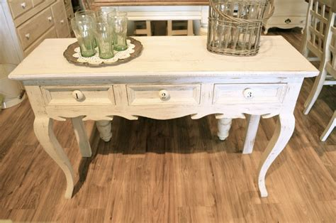 distressed white sofa table distressed white sofa table table designs