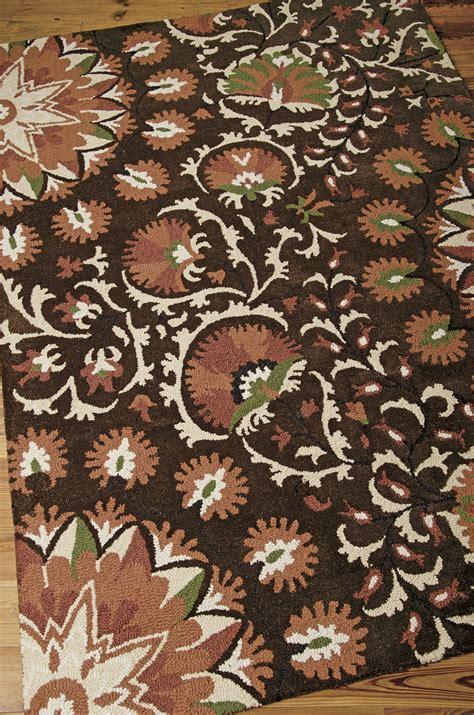 suzani rug nourison suzani suz02 brown area rug payless rugs nourison sale 10 nourison