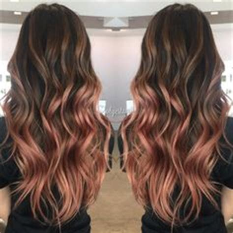 A 177 Rosegold 1000 ideas about gold hair on gold hair