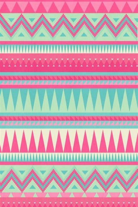 tribal pattern tumblr background colores triangulos lineas rosado verdeazul fondo
