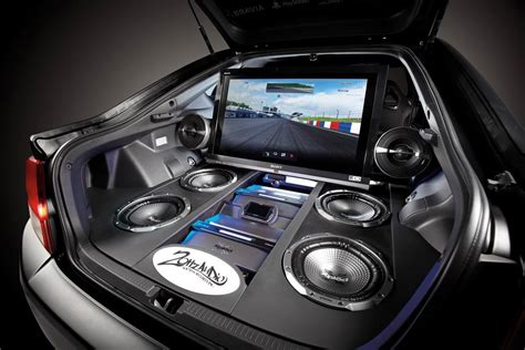 Audio Interiors by 5 Best Car Speakers For Bass And Sound Quality New 2017