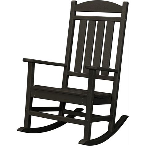 rocker bench rocking chairs patio chairs the home depot