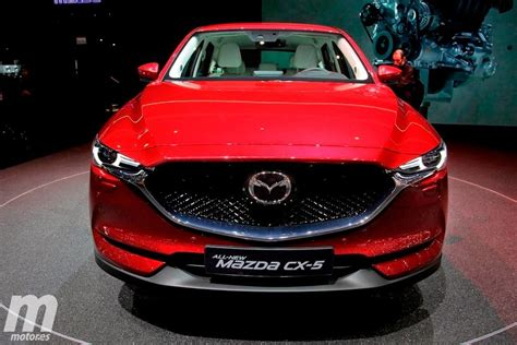 Mazda Planea Lanzar Un Nuevo Suv En Estados Unidos Motor Es
