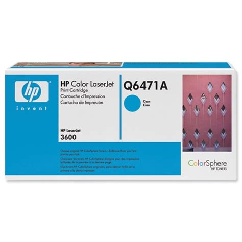 Toner Q6471a hp 502a cyan laserjet toner cartridge q6471a huntoffice ie