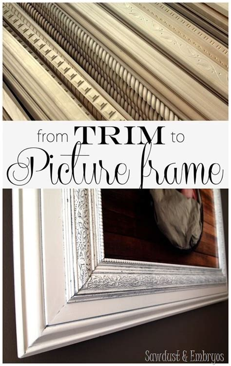 best 25 diy picture frame ideas on picture