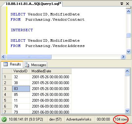sql server update inner join sql server 2005 difference between intersect and inner