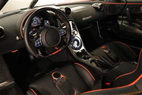 koenigsegg one 1 interior buy the extremely koenigsegg agera for 7 7 million