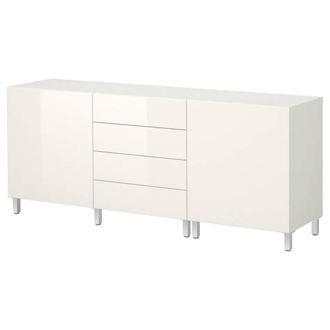 besta sideboard ikea 15 best of white gloss ikea sideboards