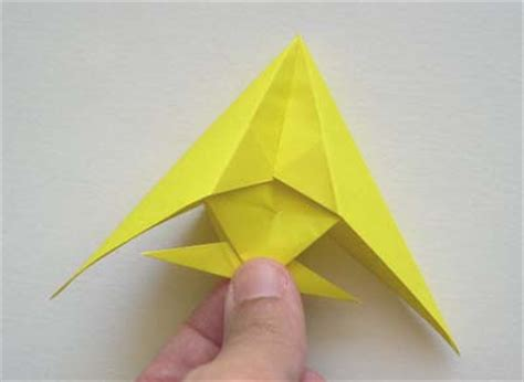 How To Make An Origami Angelfish - easy origami fish 2016 rachael edwards