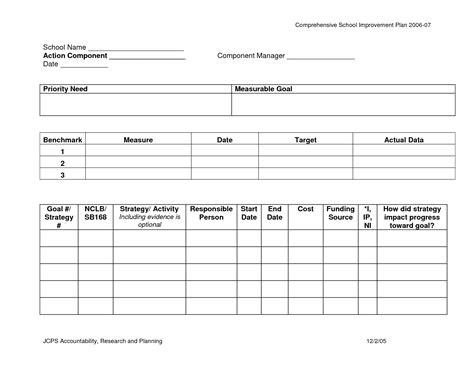 15 best images of action goal planning worksheet smart