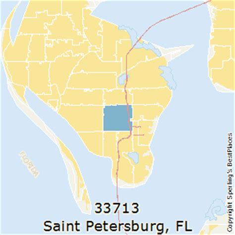zip code map st petersburg fl best places to live in saint petersburg zip 33713 florida